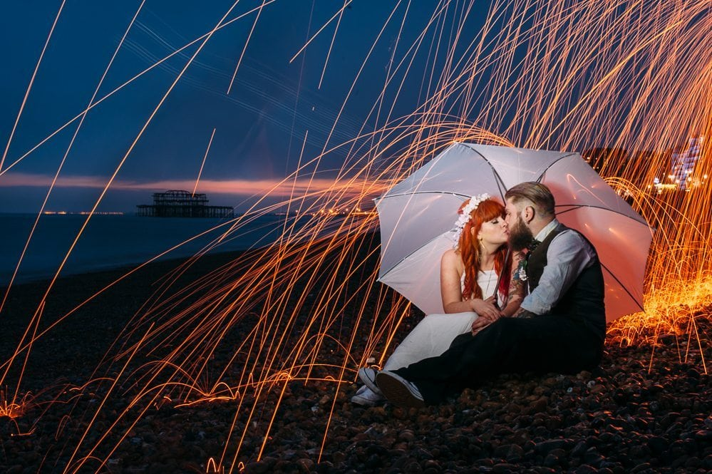 Light Painting Wedding Photography: Best Of 2014 Wedding Photography Round Up! » Super Fun