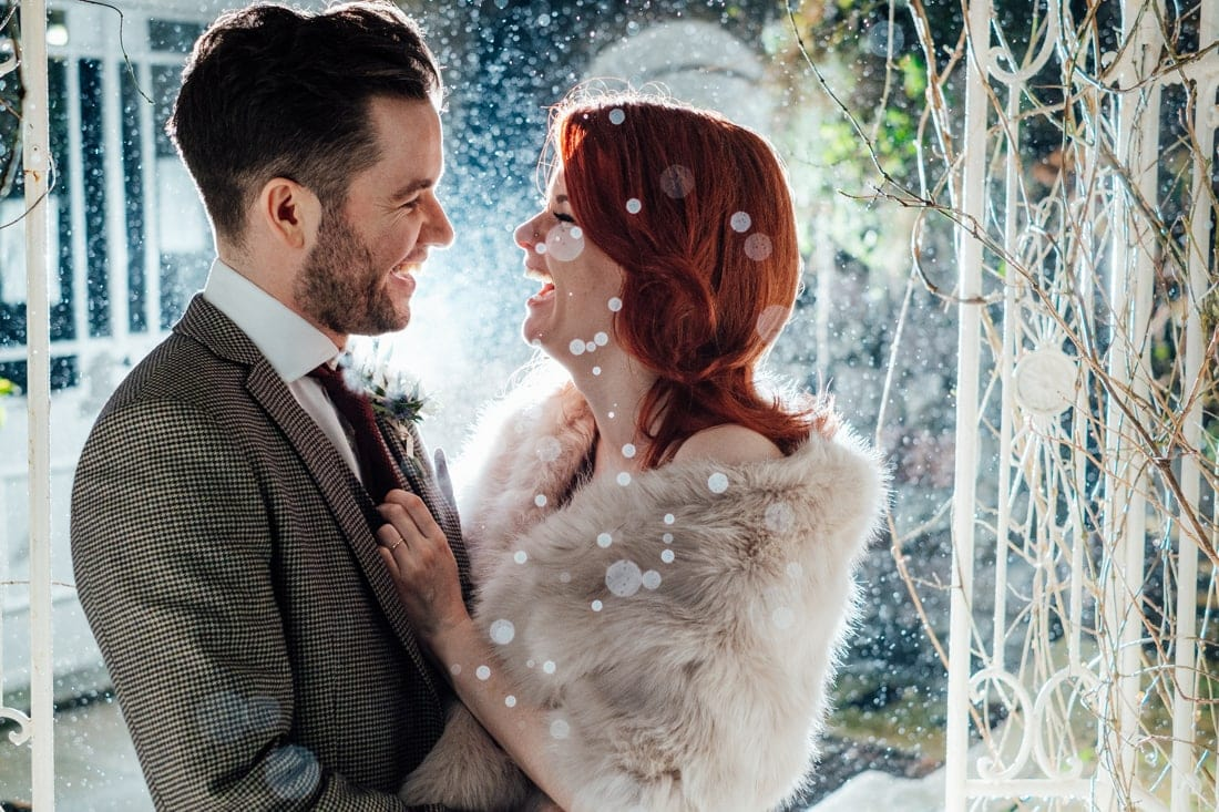 How To Plan A Winter Wedding Super Fun Brighton Photography For Unconventional S Anna Pumer
