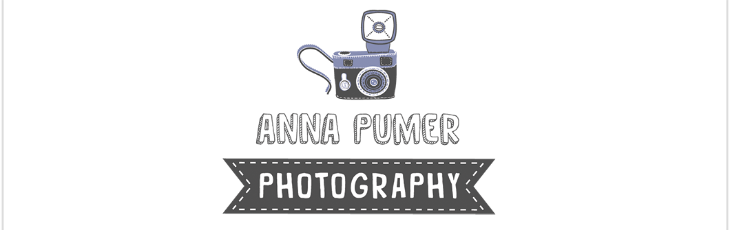 Alternative | Fun | Quirky | Wedding Photography in Brighton and London | Anna Pumer Photography logo